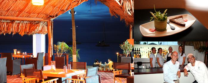 Barefoot Restaurant Aruba Elegant Dining In Flip Flops
